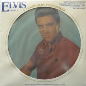 Elvis Presley - A Legendary Performer - Volume 3 (Picture Vinyl)