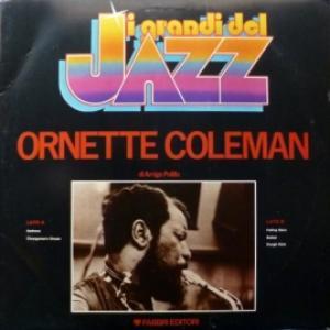 Ornette Coleman - I Grandi Del Jazz