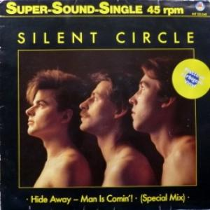 Silent Circle - Hide Away - Man Is Comin'! (Yellow Transparent Vinyl)