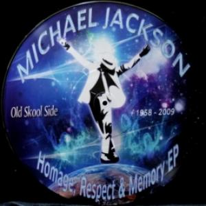 Michael Jackson - Homage, Respect & Memory EP
