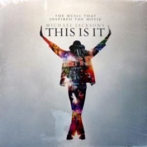 Michael Jackson - This Is It (Ltd. 4LP Box)