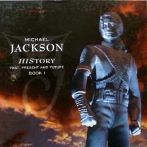 Michael Jackson - HIStory - Past, Present And Future - Book I (3LP+Book)