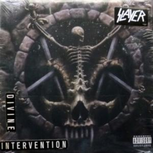 Slayer - Divine Intervention (Red Transparent Vinyl)