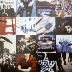 U2 - Achtung Baby (Red Vinyl)