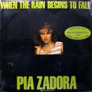 Pia Zadora - When The Rain Begins To Fall