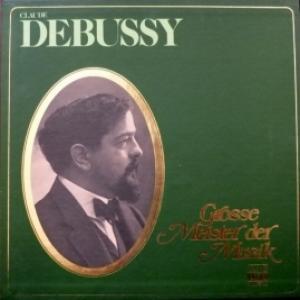 Claude Debussy - Grosse Meister Der Musik (4LP Box)
