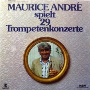 Maurice Andre - Spielt 29 Trompetenkonzerte (6LP Box)