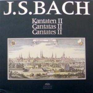 Johann Sebastian Bach - Vol.4 - Kantaten II (11LP Box)