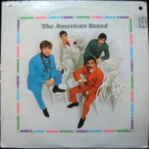 American Breed, The - Pumpkin,Powder,Scarlet & Green
