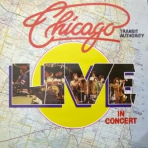 Chicago - Live In Concert