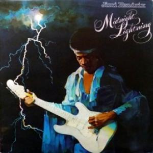 Jimi Hendrix - Midnight Lightning (UK)