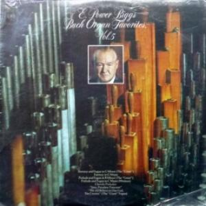 Johann Sebastian Bach - E. Power Biggs ‎Plays Bach Organ Favorites, Vol. 5
