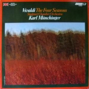 Antonio Vivaldi - The Four Seasons (Karl Munchinger & Stuttgart Chamber Orchestra)