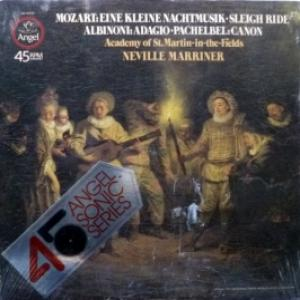 Wolfgang Amadeus Mozart / Tomaso Albinoni / Johann Pachelbel - Eine Kleine Nachtmusik / Sleigh Ride / Adagio / Canon (Neville Marriner & Academy Of St. Martin-in-the-Fields)