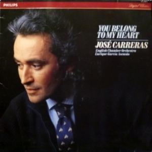 Jose Carreras - You Belong To My Heart