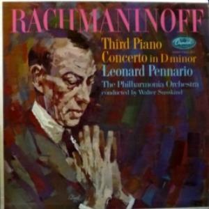Сергей Рахманинов (Sergei Rachmaninoff) - Piano Concerto No.3 in D Minor (feat. Leonard Pennario)