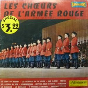 Alexandrov Red Army Ensemble, The - Les Chœurs De l'Armée Rouge