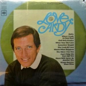 Andy Williams - Love, Andy