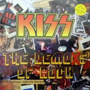 Kiss - The Demos Of Rock (Ltd. Yellow Vinyl)