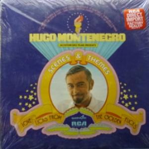 Hugo Montenegro And His Orchestra - Scenes & Themes