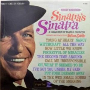 Frank Sinatra - Sinatra's Sinatra : A Collection Of Frank's Favorites