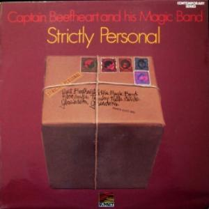 Captain Beefheart And The Magic Band - Strictly Personal