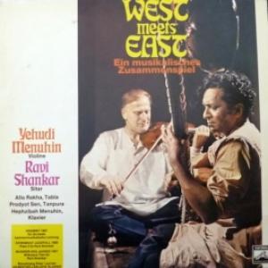 Yehudi Menuhin & Ravi Shankar - West Meets East (Ein Musikalische Zusammenspiel)