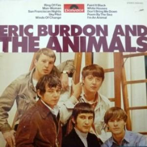 Eric Burdon And The Animals - Eric Burdon & The Animals