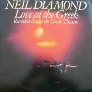 Neil Diamond - Love At The Greek : Recorded Live At The Greek Theatre