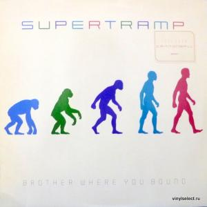 Supertramp - Brother Where You Bound (feat. David Gilmour)