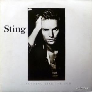 Sting - …Nothing Like The Sun (+ Poster!)