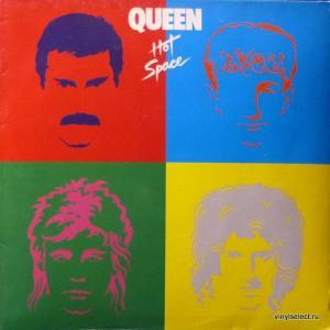 Queen - Hot Space
