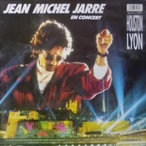 Jean Michel Jarre - En Concert  Houston / Lyon