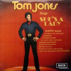 Tom Jones - Tom Jones Sings She's A Lady