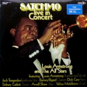 Louis Armstrong And His All Stars - Satchmo Live In Concert