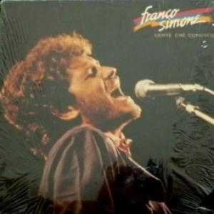 Franco Simone - Gente Che Conosco