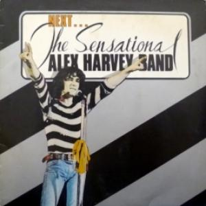 Sensational Alex Harvey Band,The - Next…