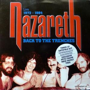 Nazareth - Back To The Trenches Live 1972-1984