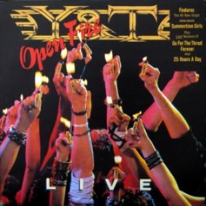 Y & T - Open Fire