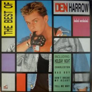 Den Harrow - The Best Of Den Harrow (Club Edition)