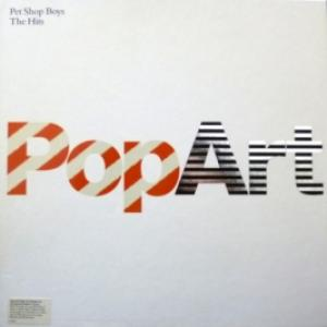 Pet Shop Boys - PopArt - The Hits (3LP Box)