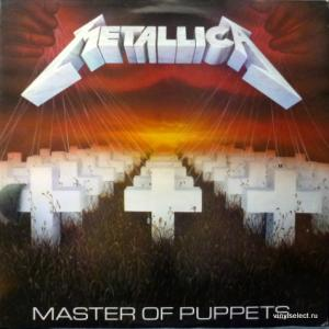 Metallica - Master Of Puppets (Ltd.)