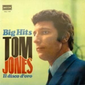 Tom Jones - Il Disco D'Oro - Big Hits