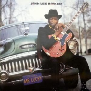 John Lee Hooker - Mr. Lucky (feat. Keith Richards, Albert Collins, Carlos Santana...)
