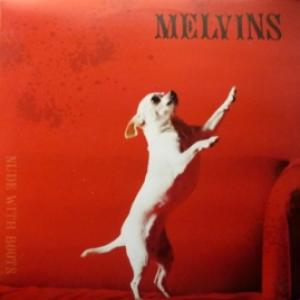 Melvins - Nude With Boots (Red Vinyl)