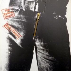 Rolling Stones,The - Sticky Fingers