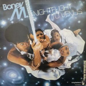 Boney M - Nightflight To Venus (Club Edition)