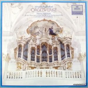 Johann Pachelbel - Orgelwerke