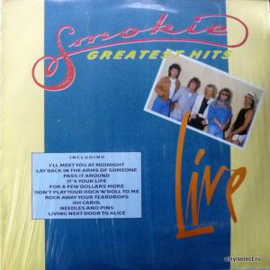 Smokie - Greatest Hits Live