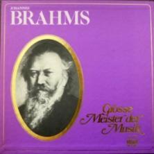 Johannes Brahms - Grosse Meister Der Musik (4LP Box)